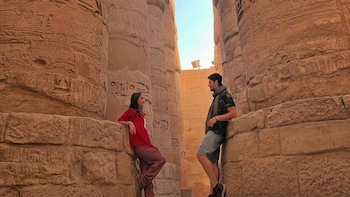 Private Day Trip to Luxor from Cairo by Air