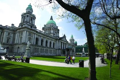 Belfast City Hall in Ireland