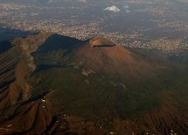 Mt Vesuvius Half Day Trip from Naples with Wine Tasting