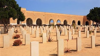 Private El-Alamein Day Tour from Cairo
