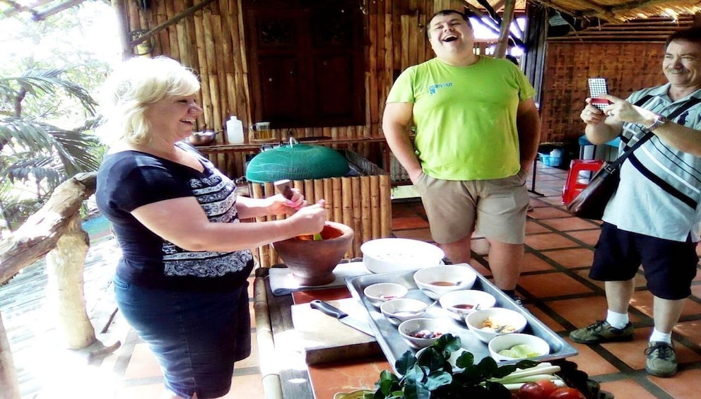 Show item 1 of 9. Khao Yai National Park & Thai Cooking Experience