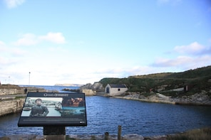 Giant's Causeway and Game of Thrones® location from Belfast
