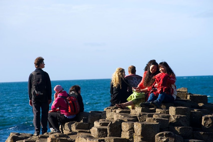 Titanic Experience and Giant's Causeway tour from Belfast