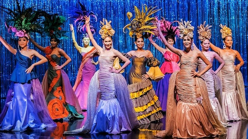 Bangkok Cabaret Extravaganza
