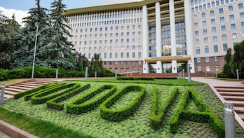 Private Day trip to Republic of Moldova - Chisinau & Cricova