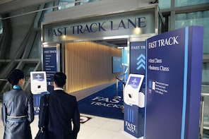 Private Tour: Bangkok Airport VIP Fast Track Service