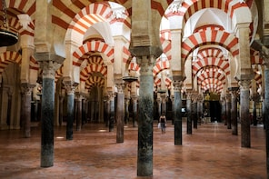 Guided Tour Mosque of Cordoba in Detail