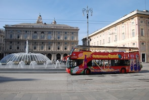 City Sightseeing Genoa Hop-on Hop-off Bus Tour