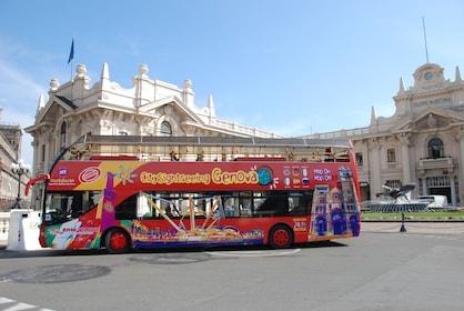 Sightseeing Genoa Hop-on Hop-off