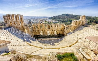 Athens Private Full Day Tour