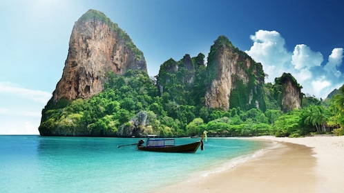 Beach on Phi Phi Island