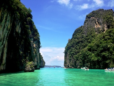 Day view of Phi Phi Island