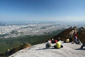 Hiking the Mt Bukhan & experience Korean spa