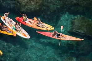 Kayaking and Snorkelling in La Costa Brava