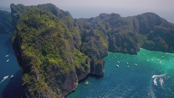 Phi Phi Later Rise by Speedboat - Daytime Delight