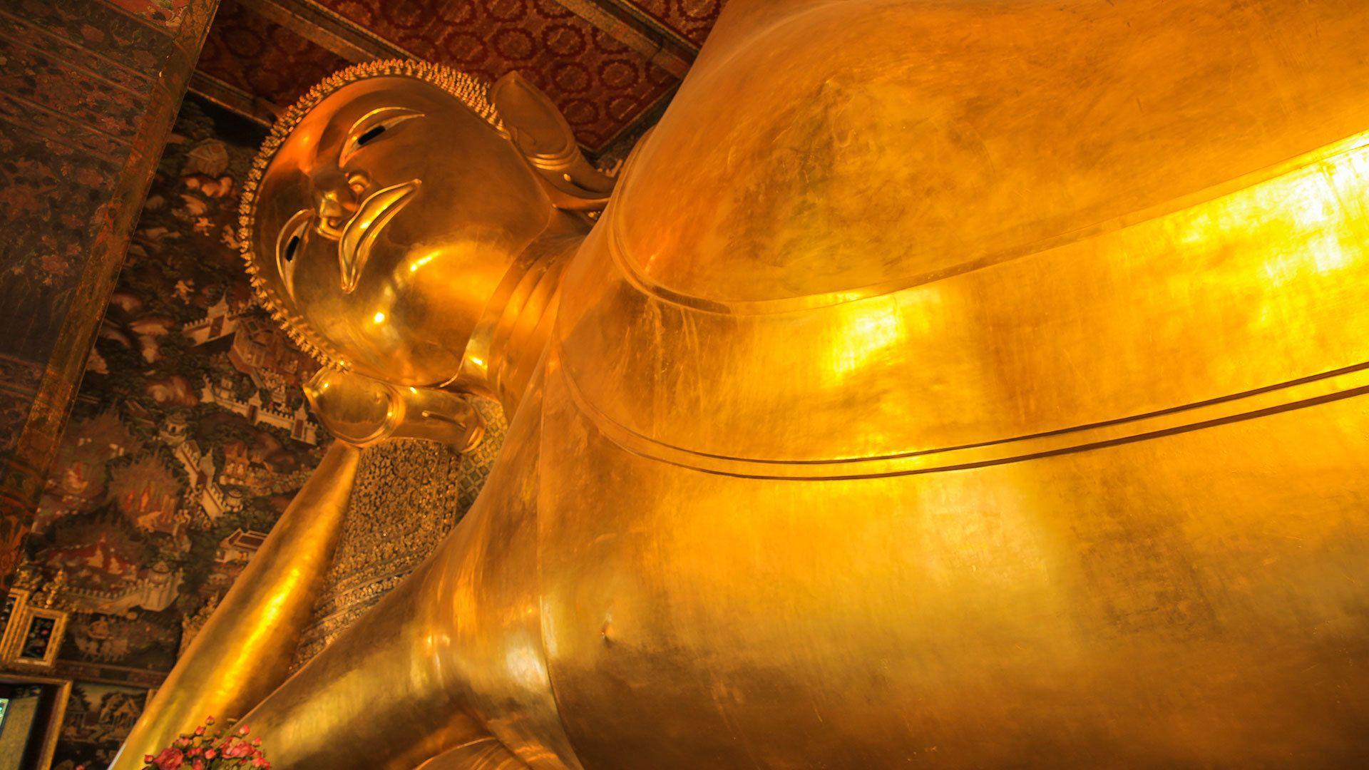 Grand Palace, Emerald Buddha & Reclining Buddha Private Tour