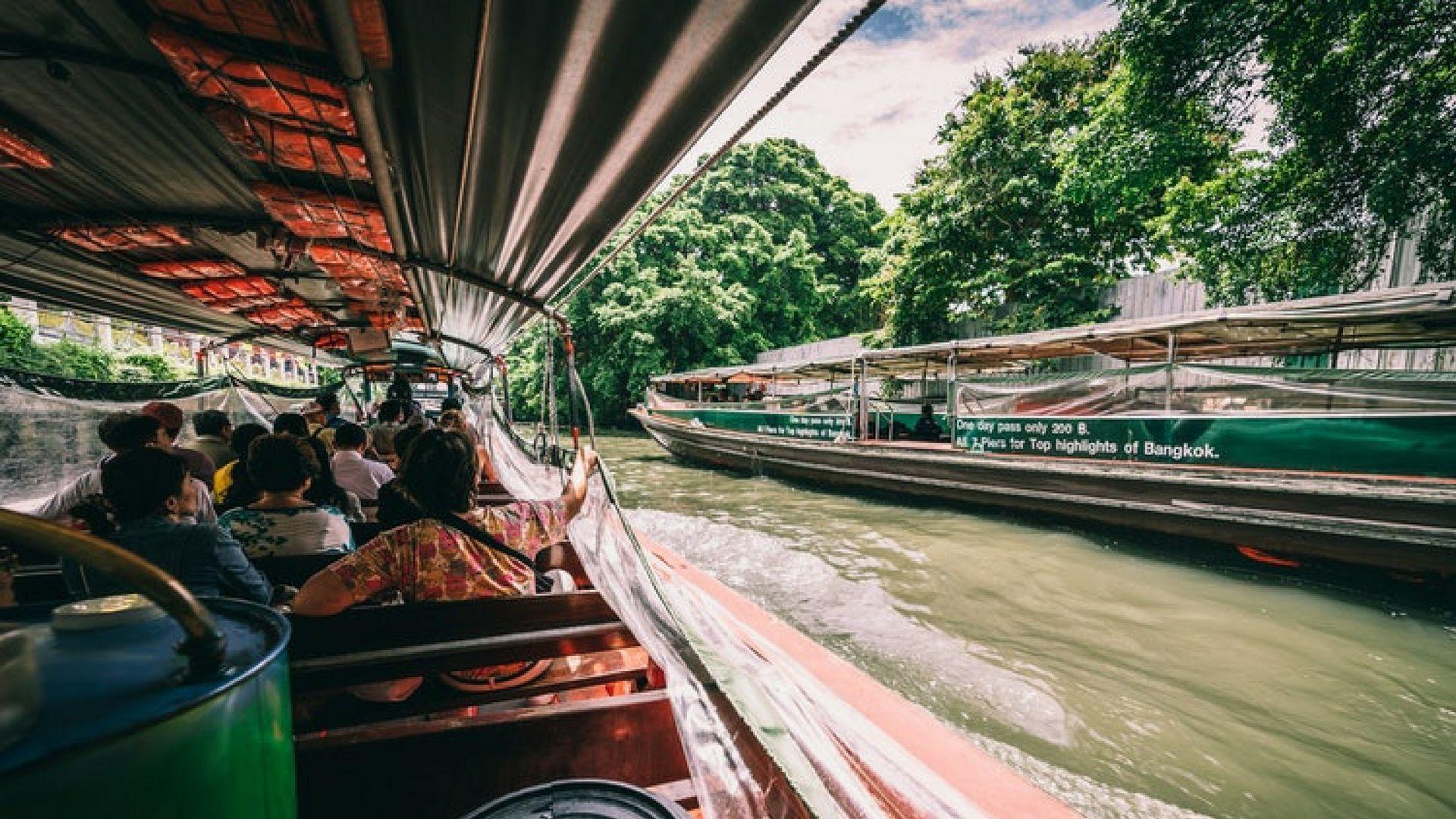 Thonburi Klongs & Grand Palace Private Morning Tour