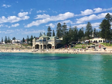 Perth's iconic Cottesloe Beach
