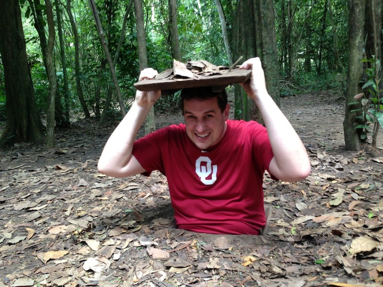 Show item 1 of 10. Private Cu Chi Tunnels & War Remnants Museum-Shore Excursion