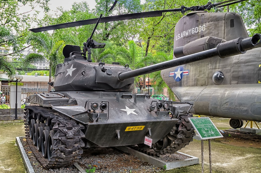 Show item 3 of 10. Private Cu Chi Tunnels & War Remnants Museum-Shore Excursion