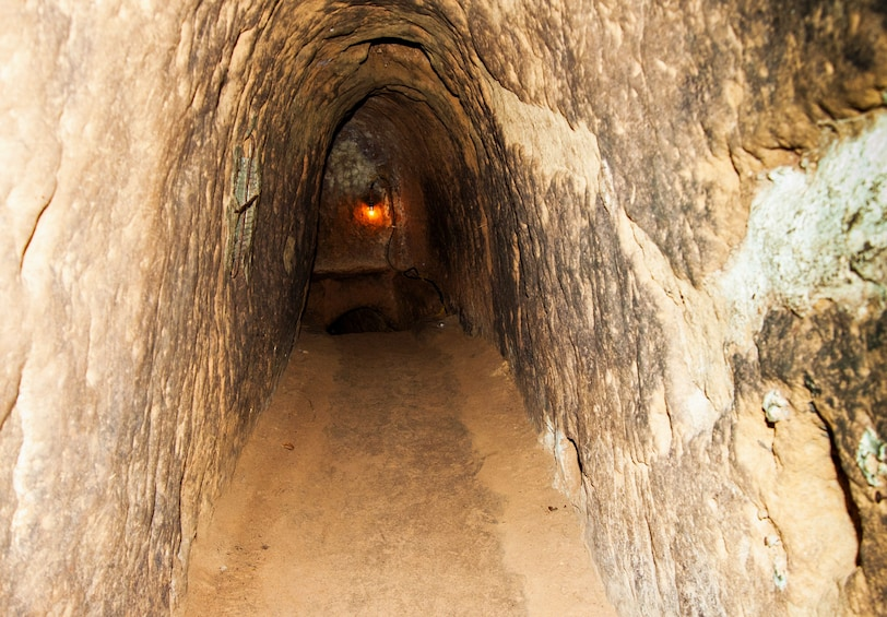 Show item 2 of 10. Private Cu Chi Tunnels & War Remnants Museum-Shore Excursion