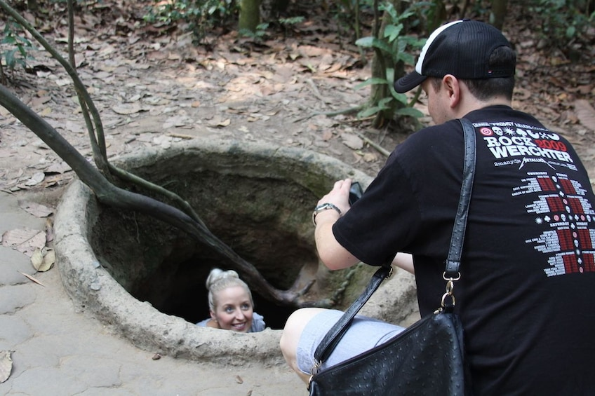 Show item 10 of 10. Private Cu Chi Tunnels & War Remnants Museum-Shore Excursion