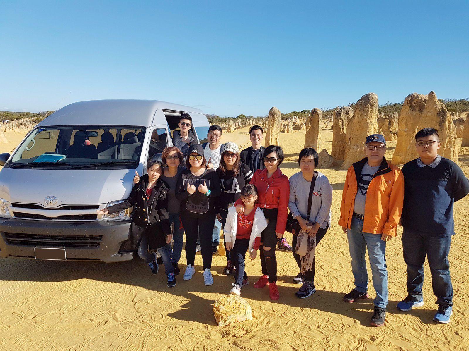 Yanchep, Lancelin sand dunes and Pinnacles private tour
