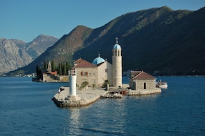 Excursion to Perast and Kotor Bay