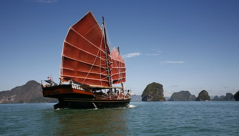 June Bahtra Cruise: The Spirit of Phang Nga Bay