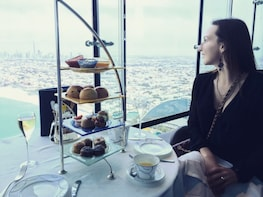 Private Dubai Afternoon High Tea at Burj Al Arab