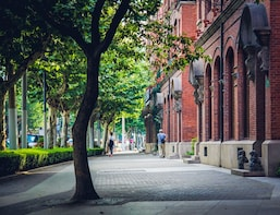 Old Shikumen Buildings or French Concession Walking Tour