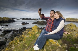 Giant's Causeway & Titanic Experience tour from Belfast port
