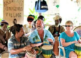 Rastafari Village Experience & Montego Bay City Highlights