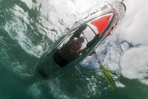 2-hours Tour Clear Kayak in Las Canteras with Snack