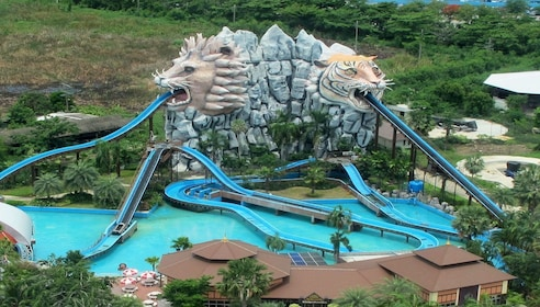 Siam Amazing Park City Tickets - Amusement and Water Park