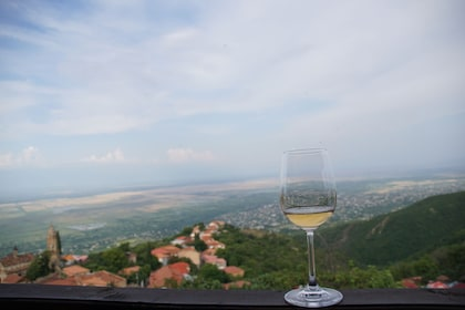 Full Day Small Group Wine Tasting Tour with Lunch in Kakheti