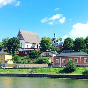 Helsinki and Porvoo Day Sightseeing Tour