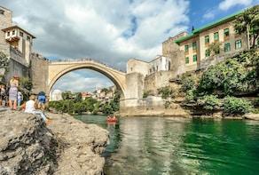 Day Trip to Mostar & Kravice waterfalls