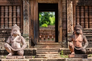 Banteay Srei + 4 Other Temples Guided Join-In Tour