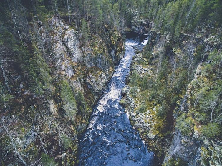 Show item 1 of 7. Rovaniemi: Auttiköngäs Nature Trail