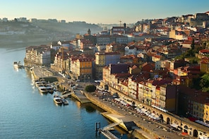 Private Tour to Porto with Lunch & Porto Calem Cellars visit
