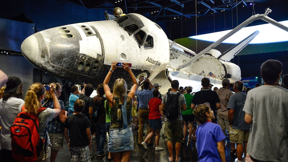 Show item 3 of 10. Kennedy Space Center Small Group VIP Experience