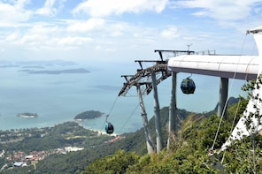 Private Full Day Langkawi City Tour including Cable Car