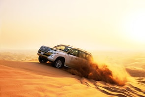 Royal Evening Desert Safari - Shared 4x4