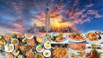 Lunch/Dinner Baiyoke Sky Hotel Included Observation Deck