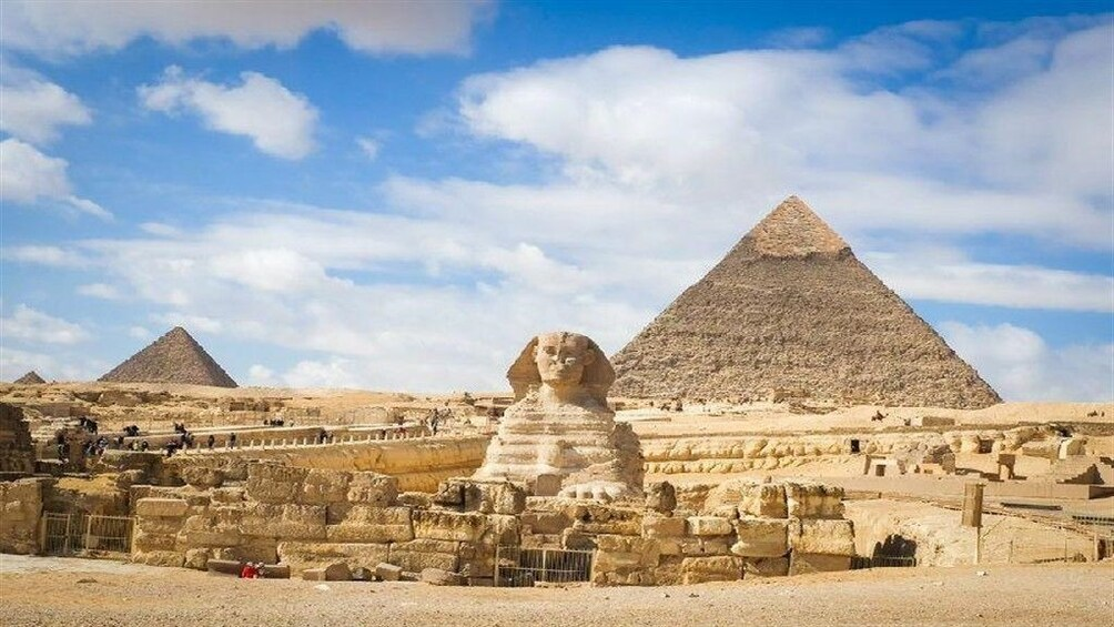 Show item 1 of 10. Private Day Tour to Pyramids, Saqqara, Memphis, Dahshur