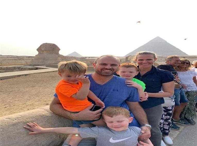 Show item 3 of 10. Private Day Tour to Pyramids, Saqqara, Memphis, Dahshur