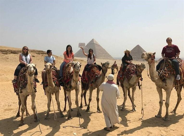 Show item 10 of 10. Private Day Tour to Pyramids, Saqqara, Memphis, Dahshur