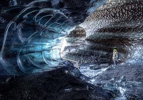 Dragon Glass Katla Ice Cave - Super Jeep from Vik