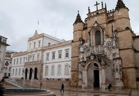 Private Tour to Coimbra (World Heritage City of Students)